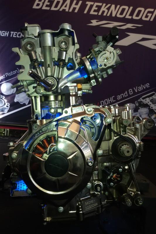 R25 engine