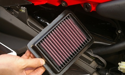 replacement air filter R25
