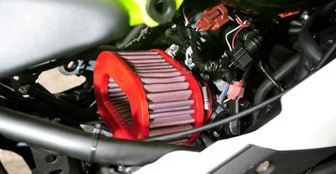 open air filter R25