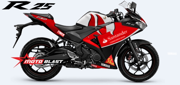 R25 SBK Yamaha Italia
