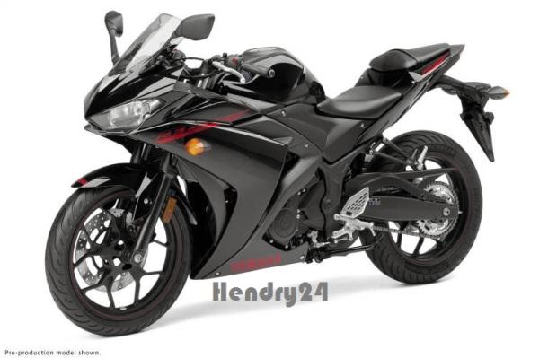 Yamaha YZF-R3 (3)