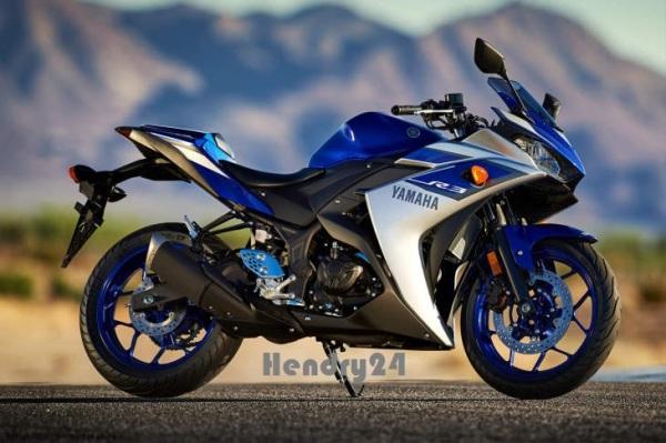 Yamaha YZF-R3 (1)