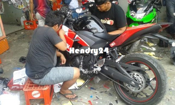 R25 SBK Project (1)
