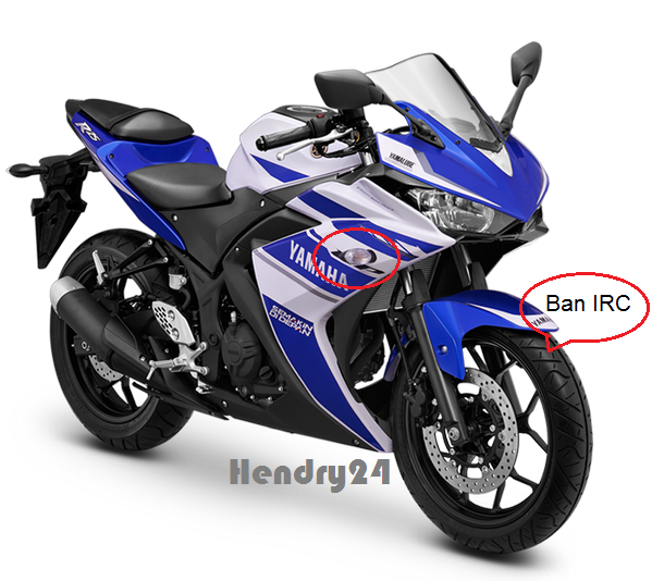 Yzf r3 hnd24motobike blog for Yamaha yzf r25