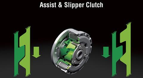 Slipper clutch Ninja 250