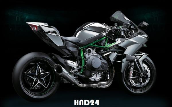 Kawasaki Ninja H2R 2015 (1)