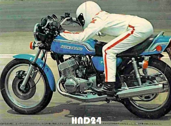 Kawasaki H2 Mach IV (4)