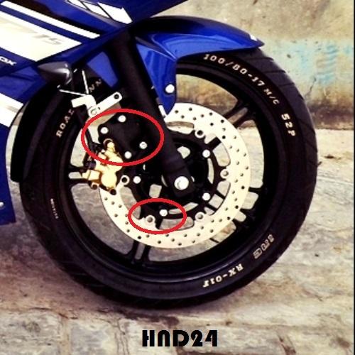 Disc brake R25 di R15