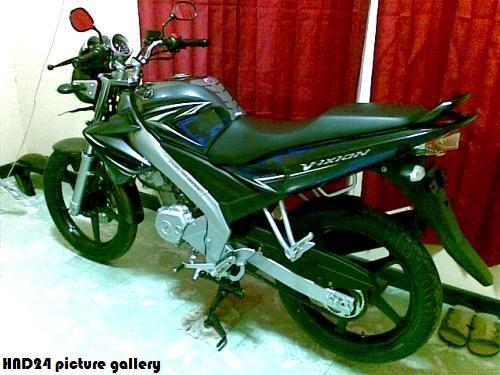 Yamaha Vixion 2008 first gen.
