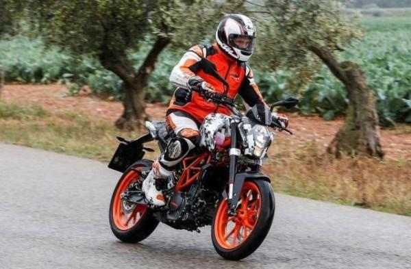 KTM 250 cc