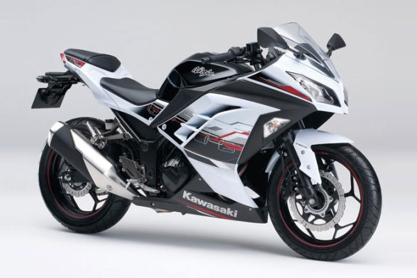 Ninja 250 FI 2014