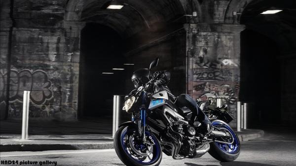 Yamaha MT-09 2015 (4)