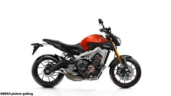 Yamaha MT-09 2015 (1)