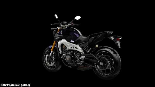 Yamaha MT-09 2015 (5)