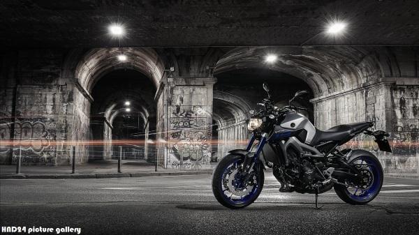 Yamaha MT-09 2015 (3)