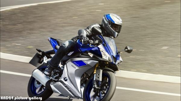 Yamaha YZF-R125 2015 (4)
