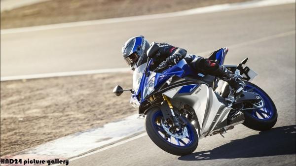 Yamaha YZF-R125 2015 (3)