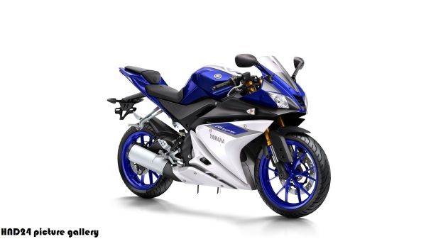 Yamaha YZF-R125 2015 (1)