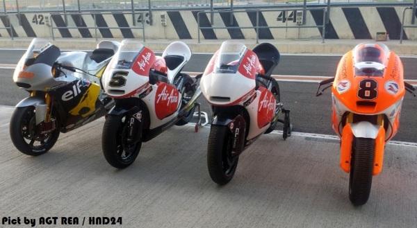 Moto2 bikes (1)