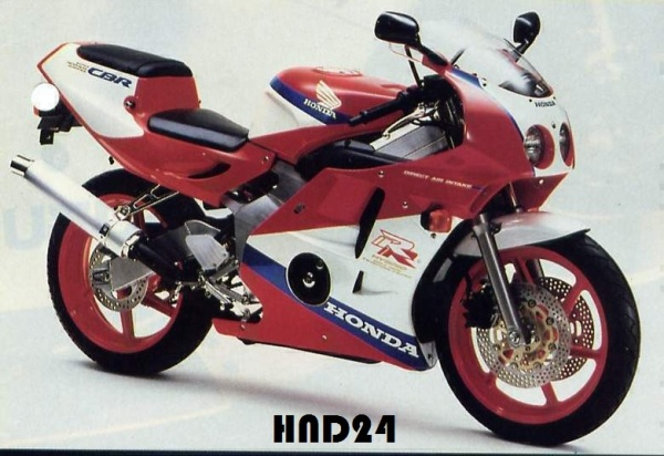 CBR 250 RR