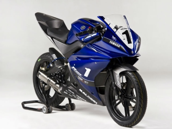 Yamaha YZF-R125 race version (1)
