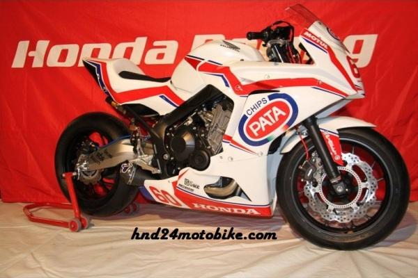 Honda CBR 650F EJC (1)