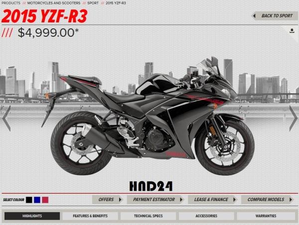 Yamaha R3 Canada (2)
