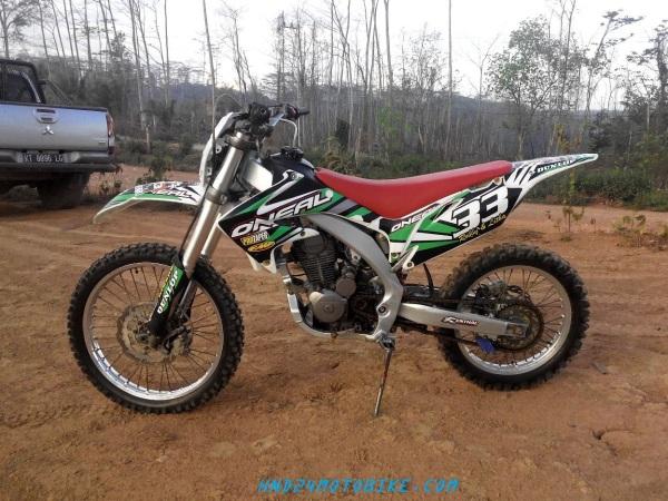Gazgas GE250 (3)