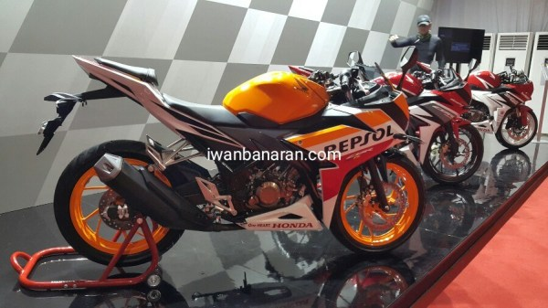 Honda New CBR150R (4) by Iwanbanaran
