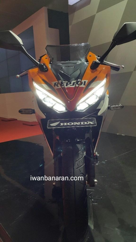 Honda New CBR150R (2) by Iwanbanaran
