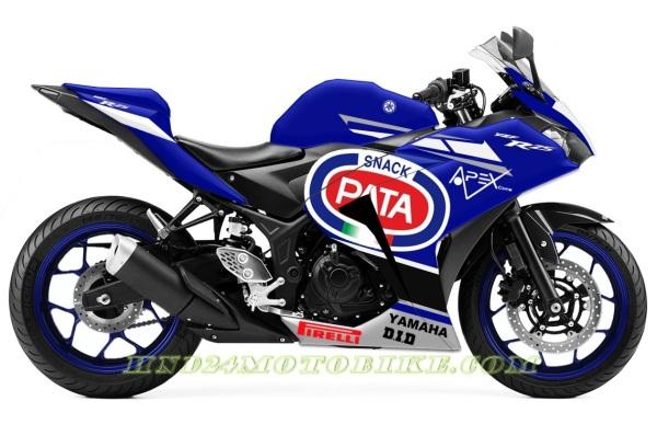 Yamaha R25 Pata Superbike