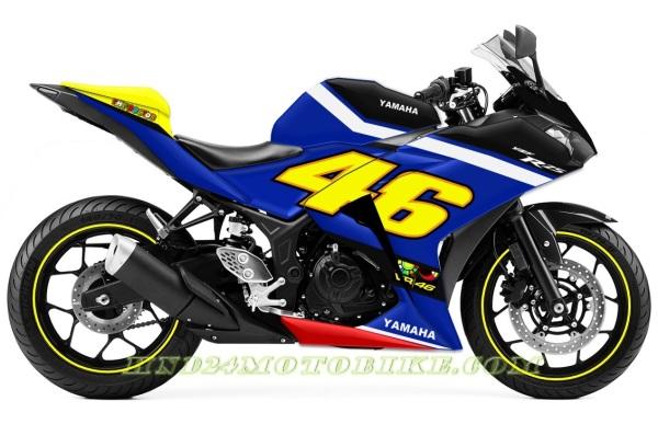 Yamaha R25 VR46
