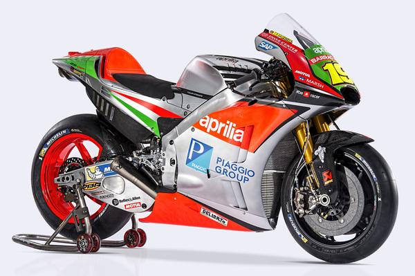 Aprilia Factory MotoGP