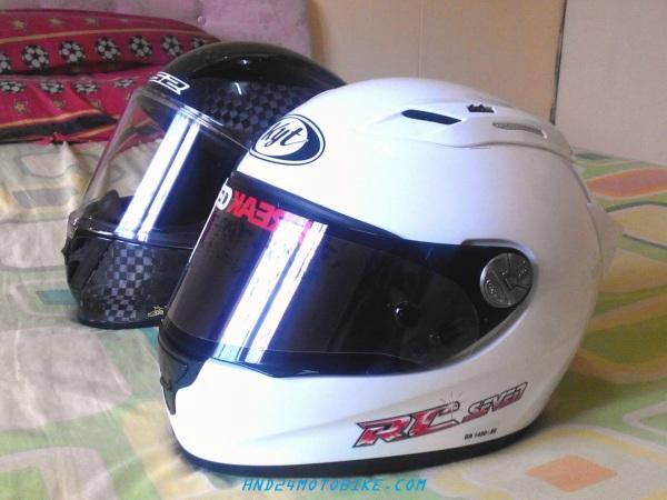 KYT RC7 with C5 visor (1)