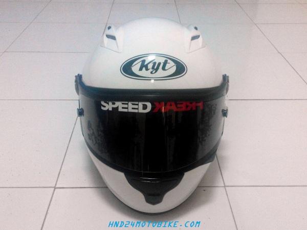 KYT RC7 with C5 visor (3)