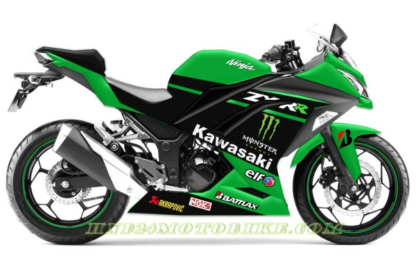 Ninja 250R FI ZX-RR MotoGP