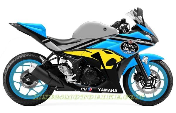 Yamaha R25 Marc VDS